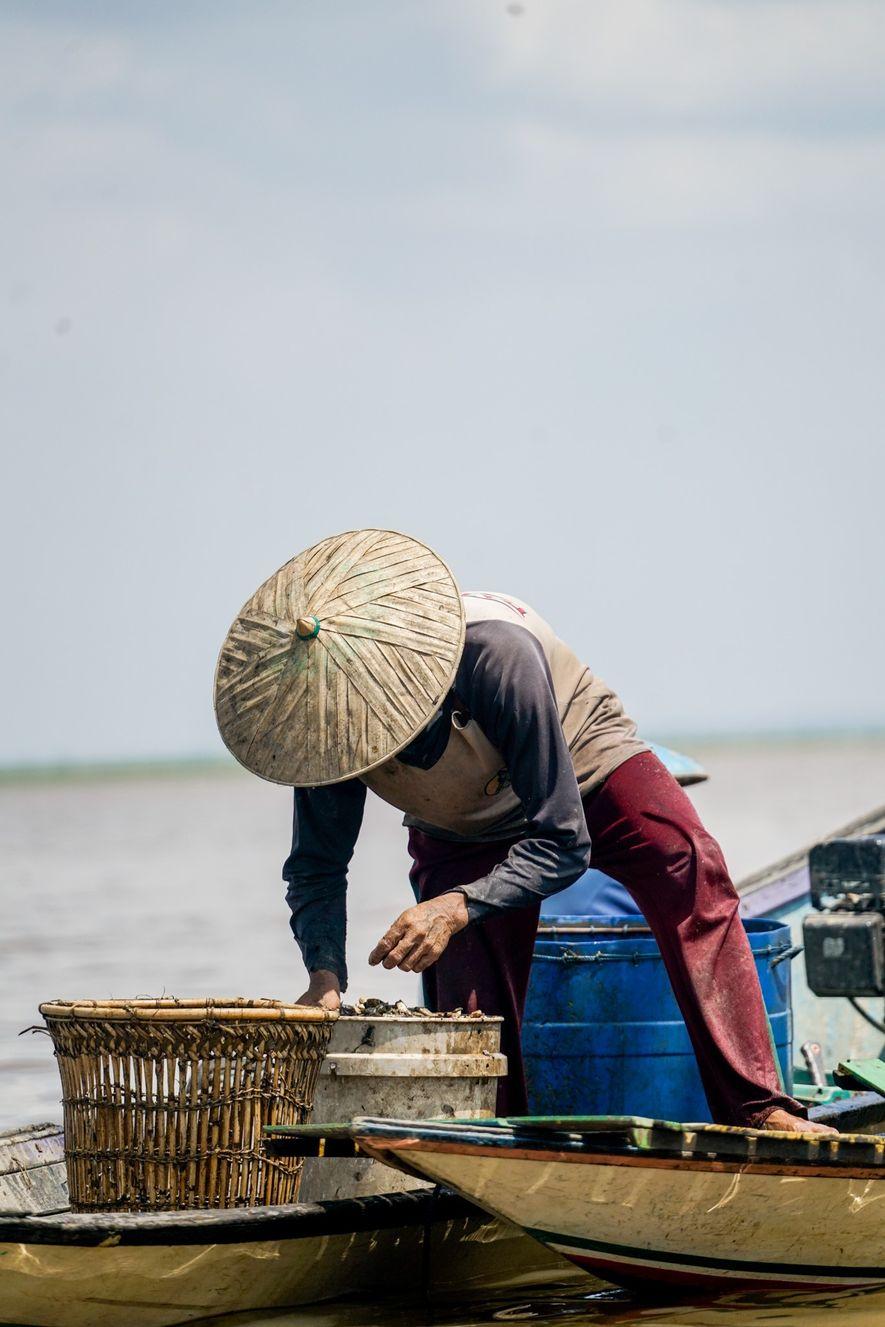 Pescador, Borneo