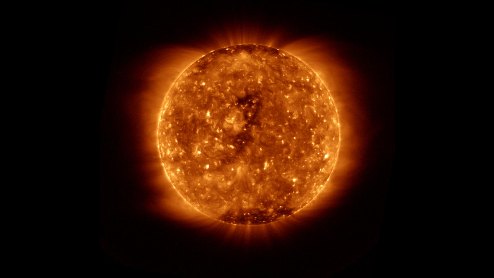 Ciclo solar Mínimo Solar