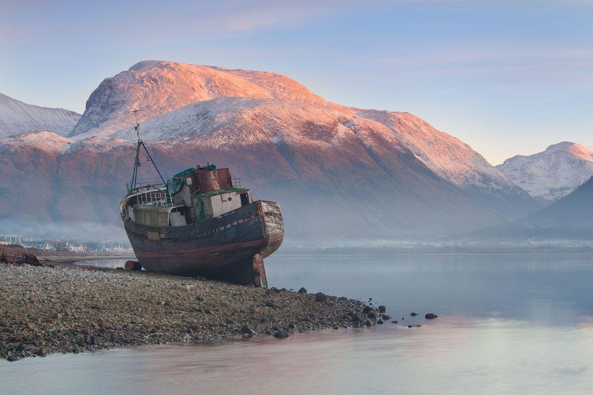 Ben Nevis, Escocia