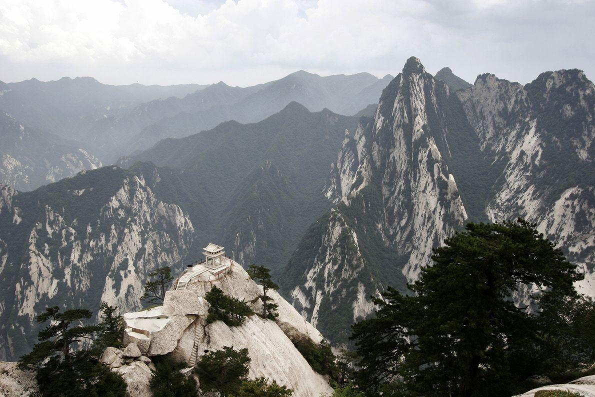 Monte Hua, China