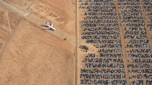 La imagen aérea de un piloto gana el concurso fotográfico de 2018 de National Geographic