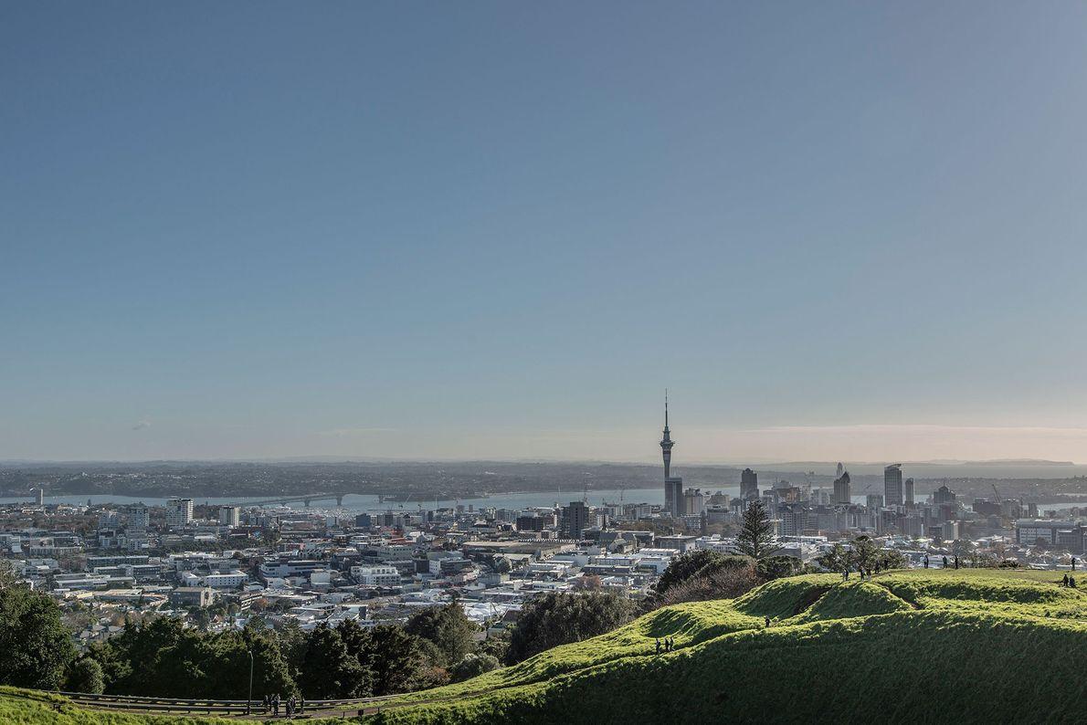 Auckland, Nueva Zelanda