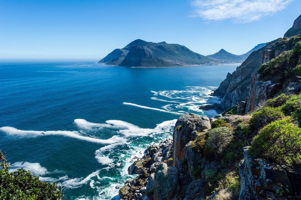 Hout Bay, Sudáfrica