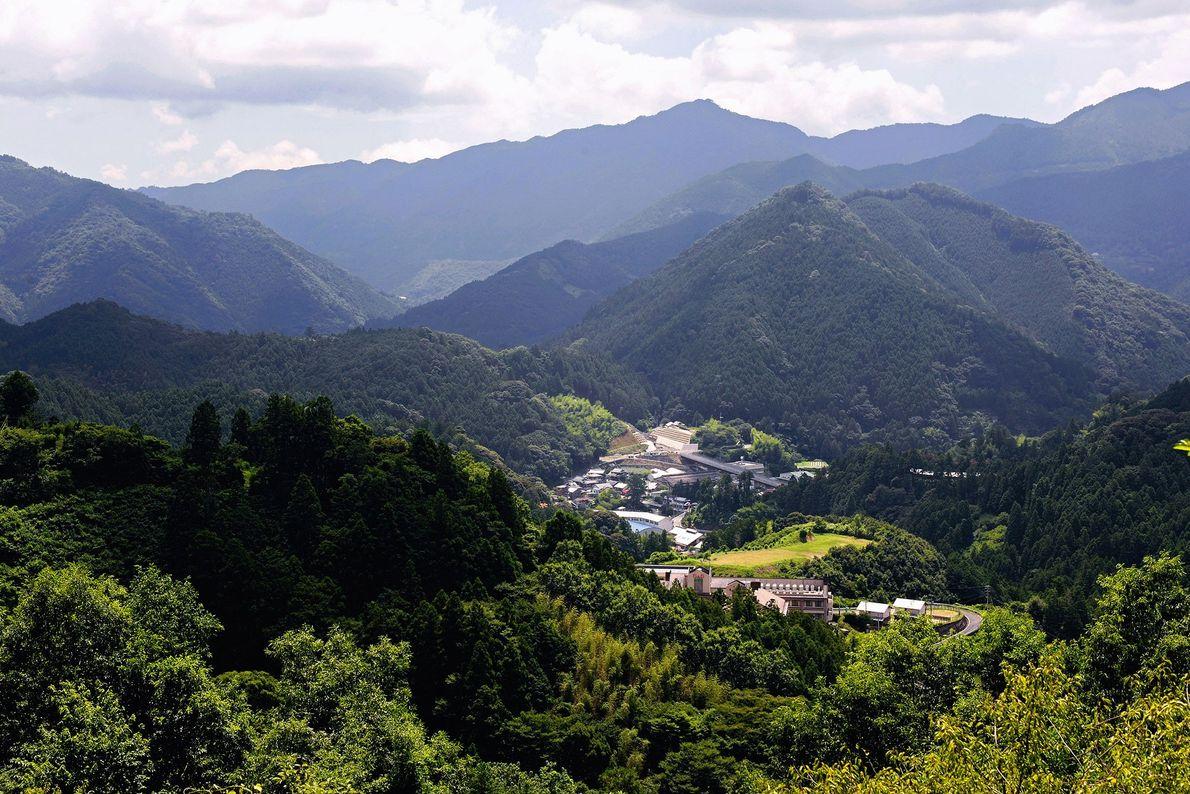 Kamikatsu, Japón