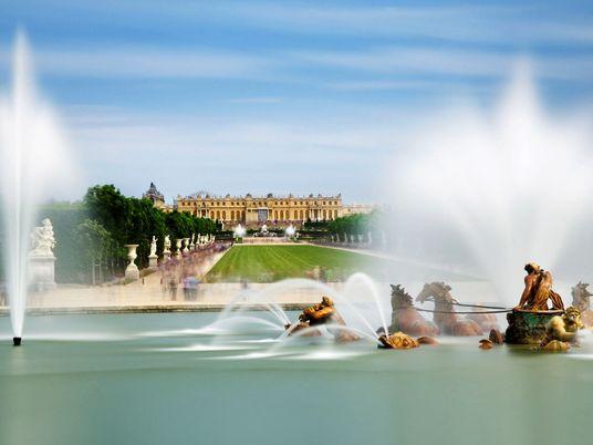 La maravilla mecánica que alimentó las fuentes de Versalles