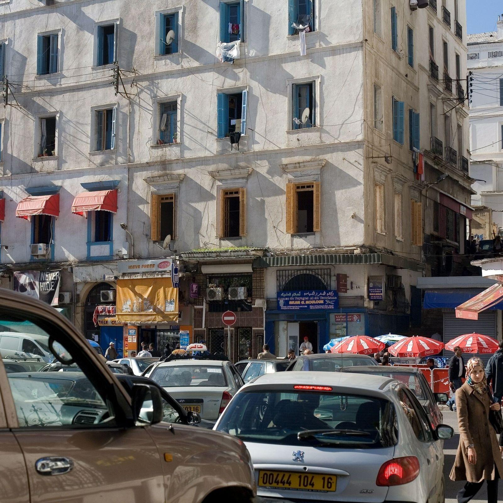 Coches de gasolina en Argelia