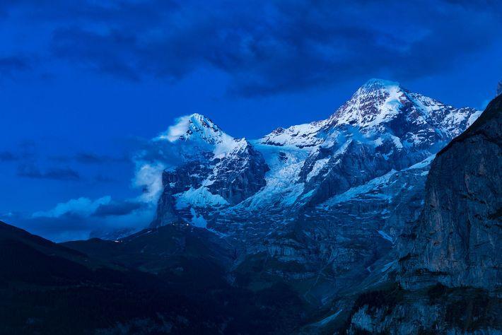 El Eiger y el Mönch