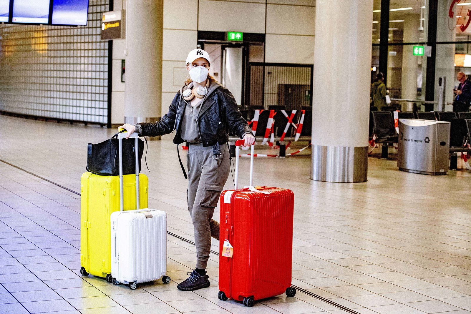 Aeropuerto Schiphol de Ámsterdam