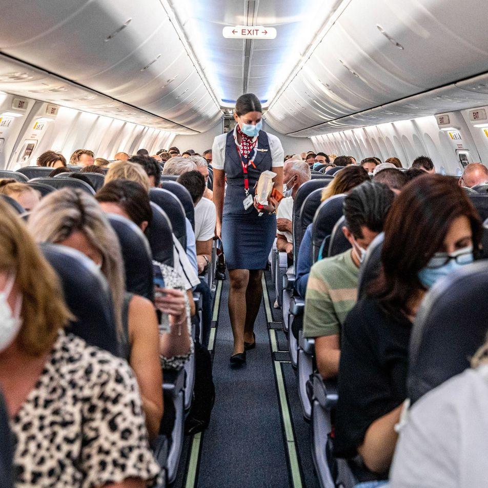 ¿Cómo de limpio está el aire de los aviones?