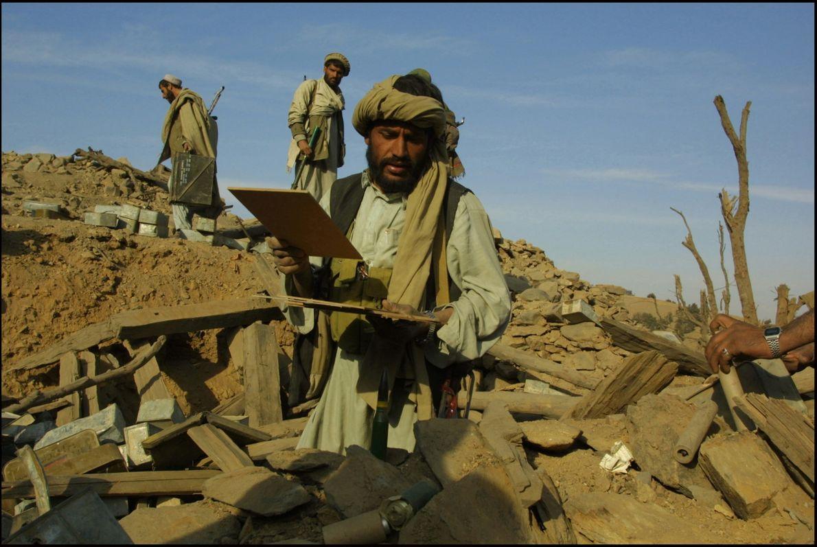 La Guerra Contra el Terrorismo, Afganistán