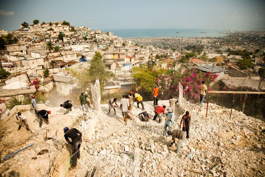 «La situación ha empeorado»: los haitianos reviven un aniversario lúgubre