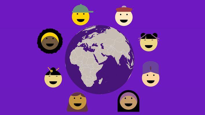 Así se mide la felicidad en diferentes países