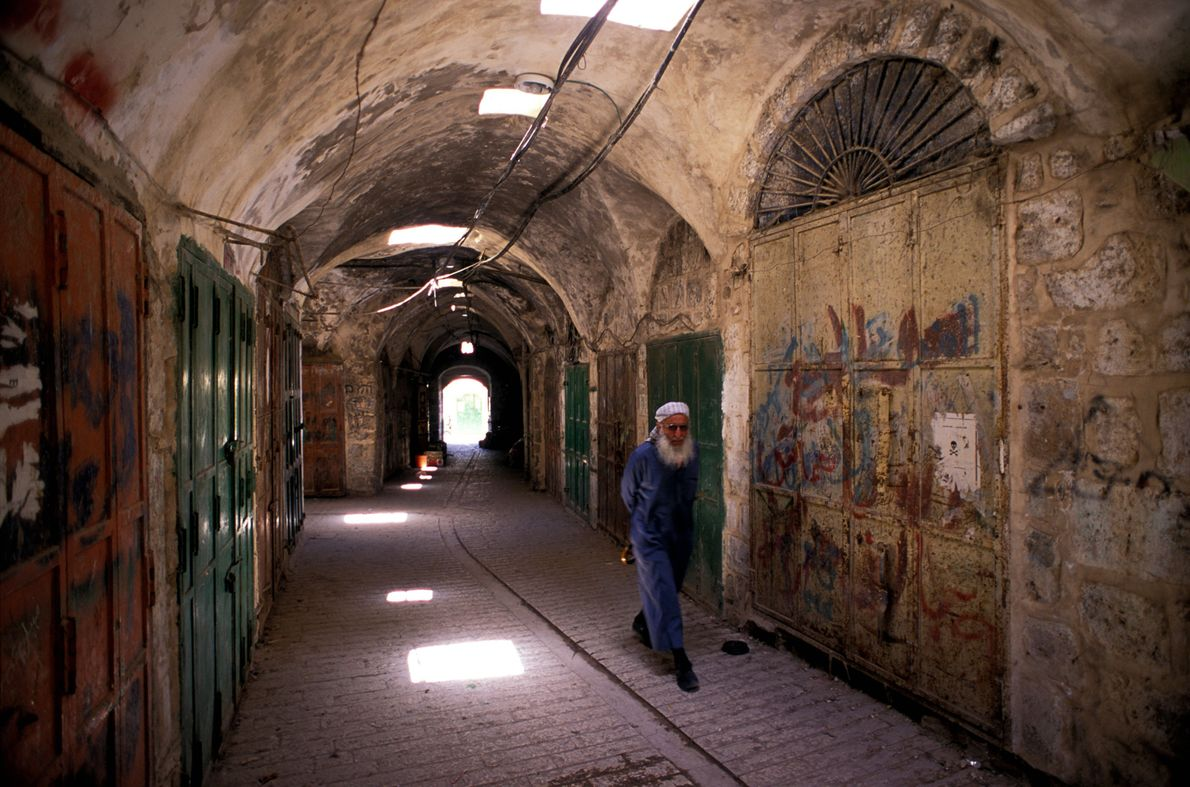 Ciudad vieja de Hebrón/Al-Khalil