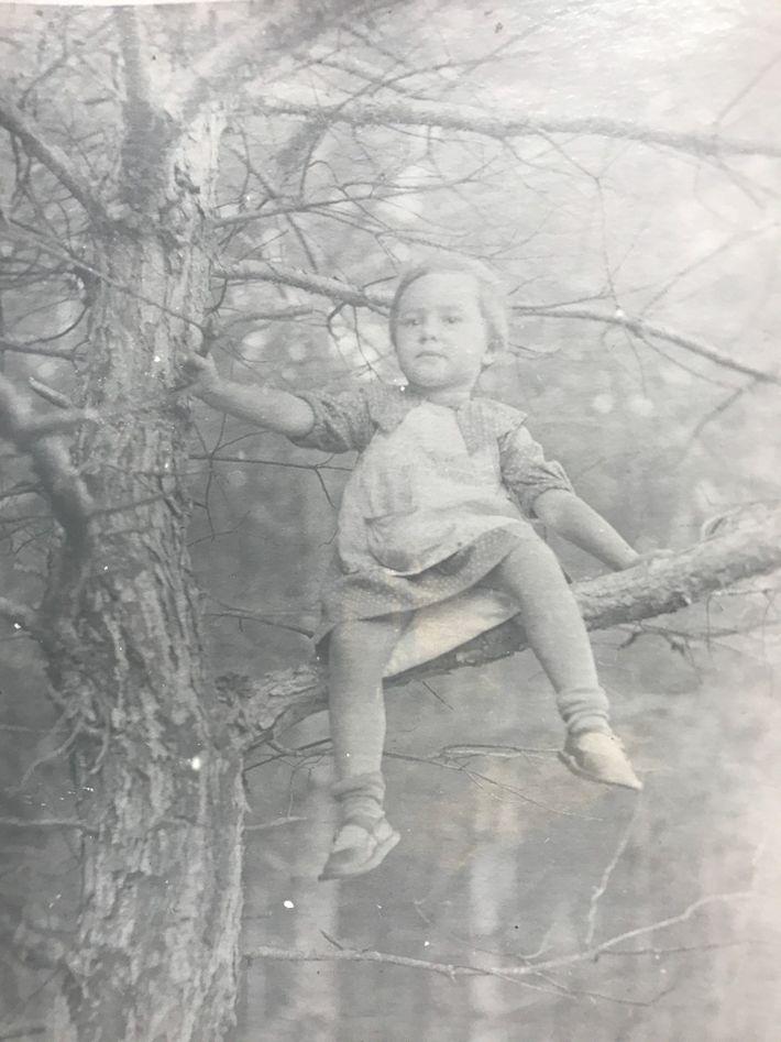 La joven Helena