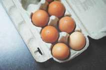 Tipos de huevos 01