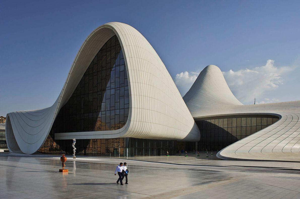 Baku, Azerbaiyán. Centro Heydar Aliyev (2012)