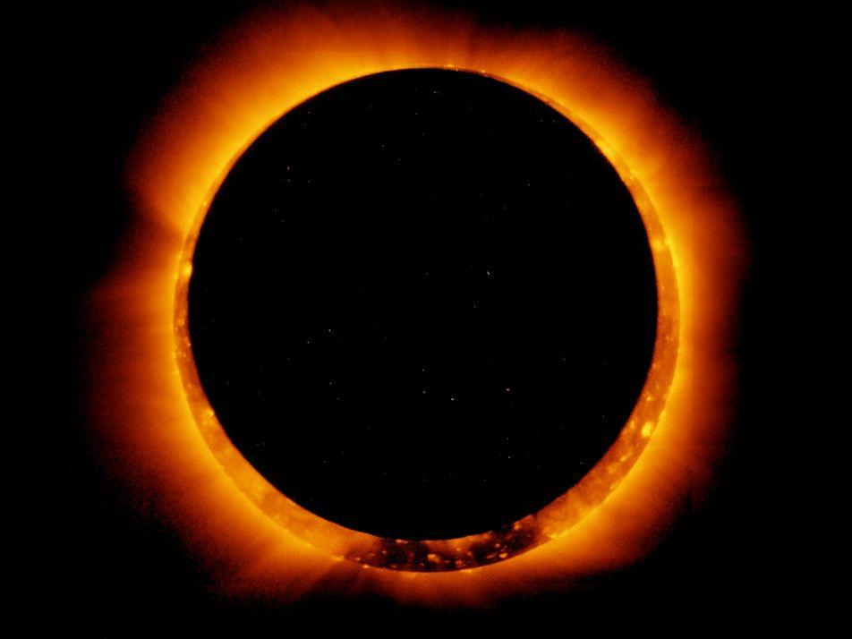 Eclipse solar parcial del 10 de junio: cómo verlo desde España