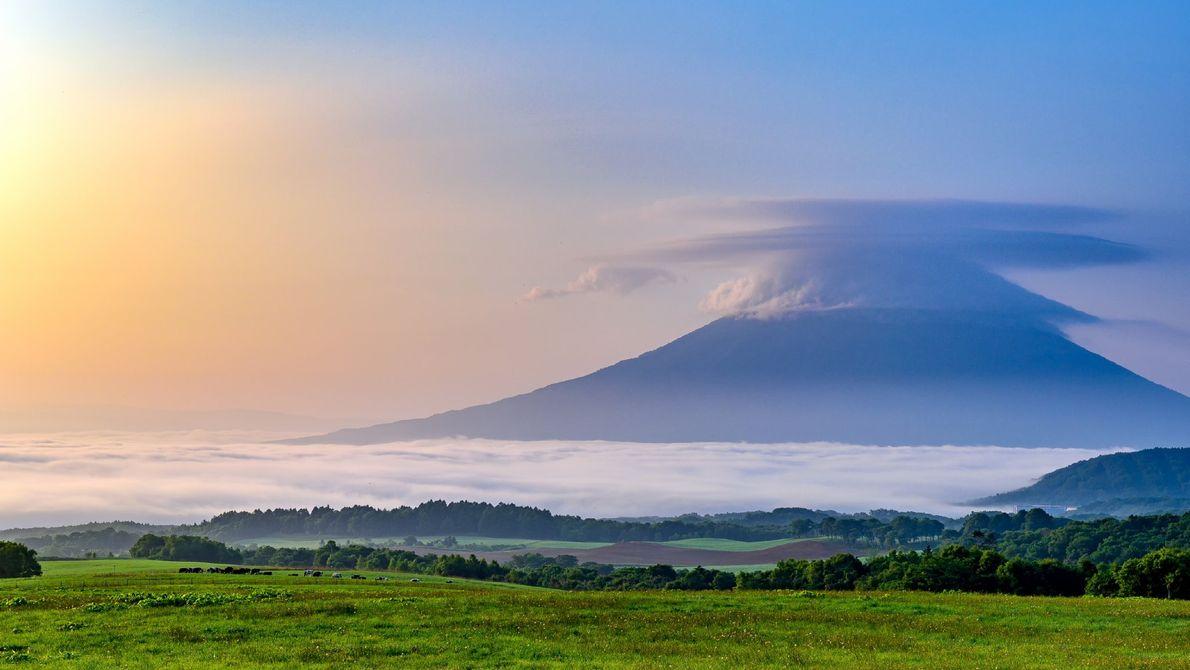 Monte Yotei, Hokkaido