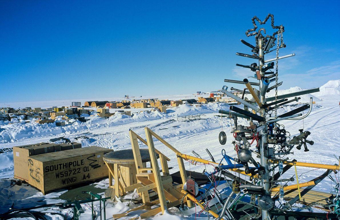 Estación Amundsen-Scott