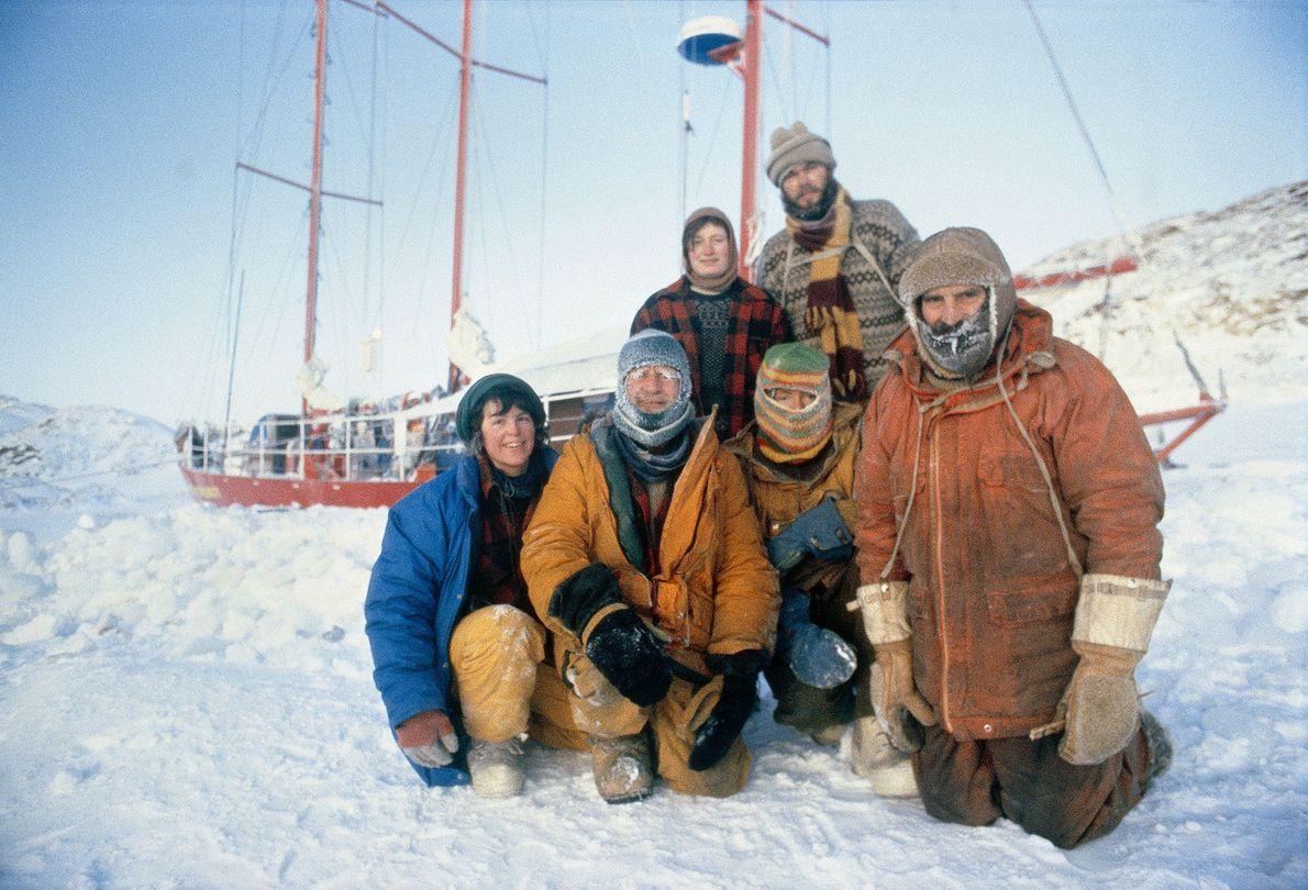 Expedición Frozen Sea