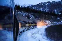 Aurora Express de Alaska