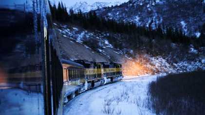 Diez pintorescos viajes en tren por Estados Unidos