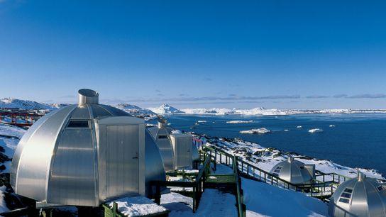 Hotel Arctic, Groenlandia