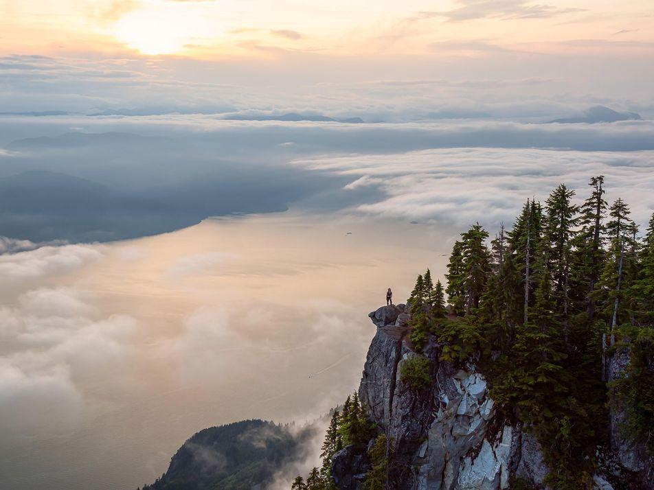 Rodéate de naturaleza en estos diez senderos de Norteamérica