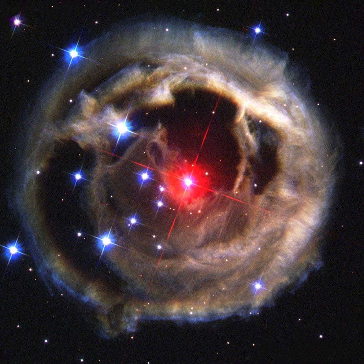 V838 Monocerotis