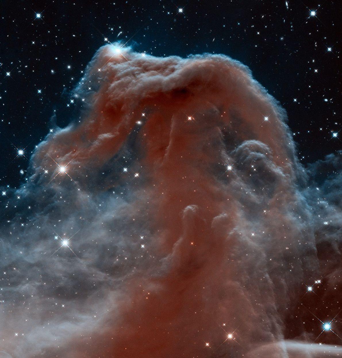 La nebulosa Cabeza de Caballo