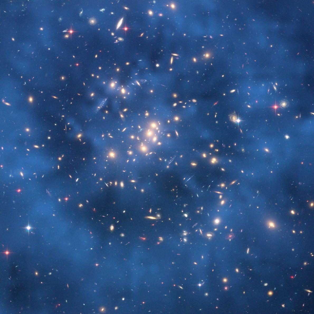 Agrupación galáctica Cl 0024+17