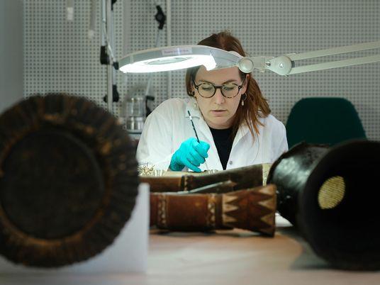 Este nuevo museo alemán suscita una polémica colonial