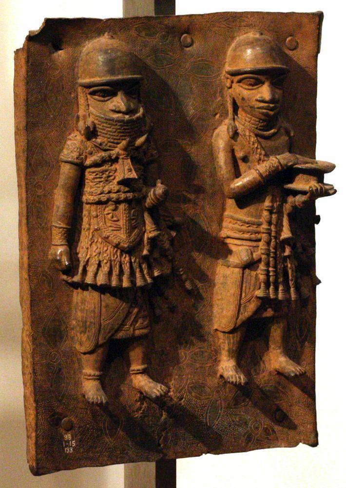 Bronces de Benín