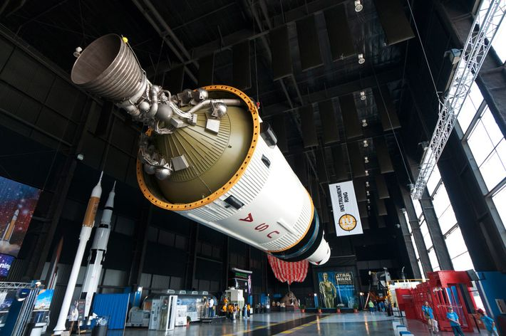 Centro Espacial y de Cohetes de los Estados Unidos