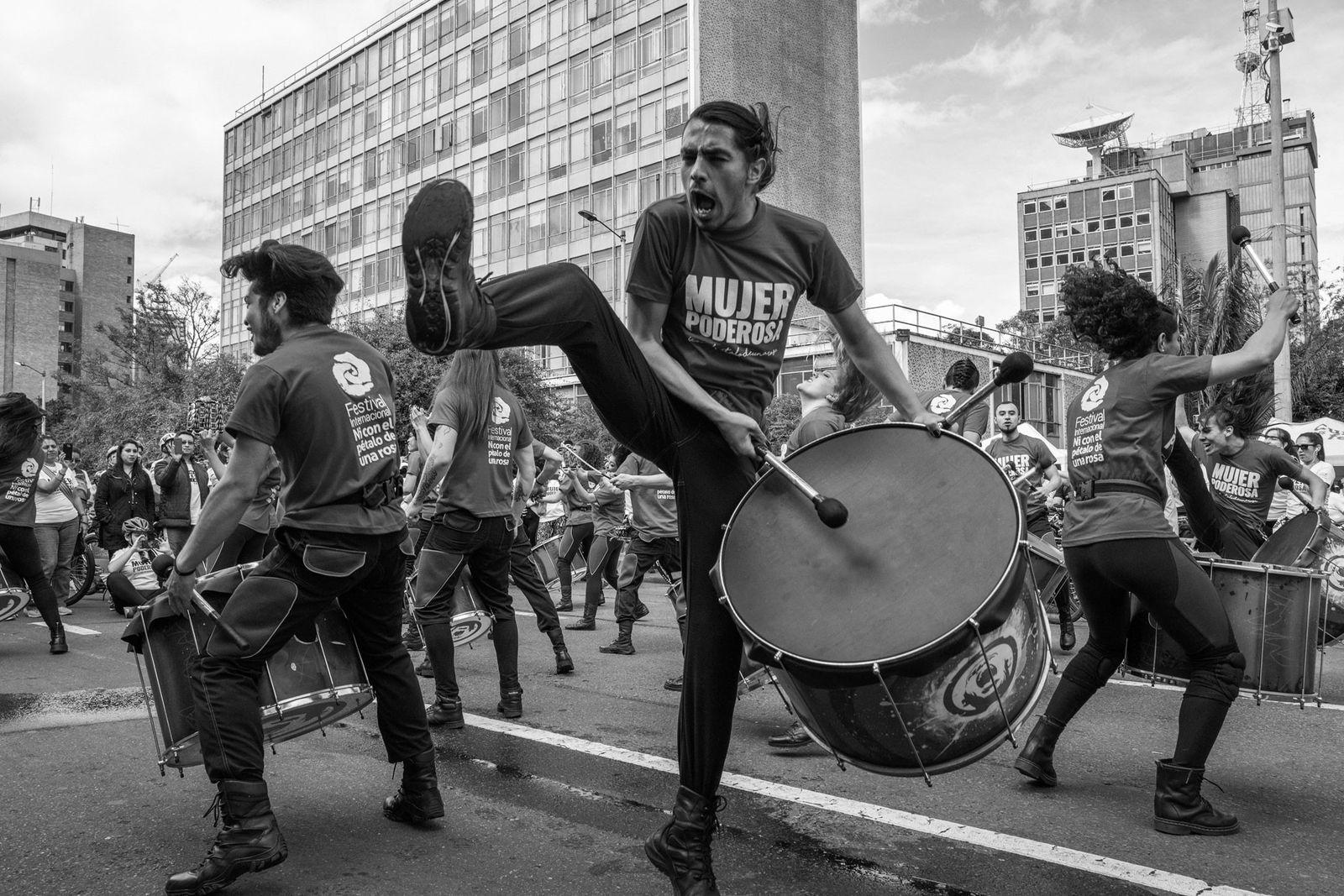 Músicos y activistas