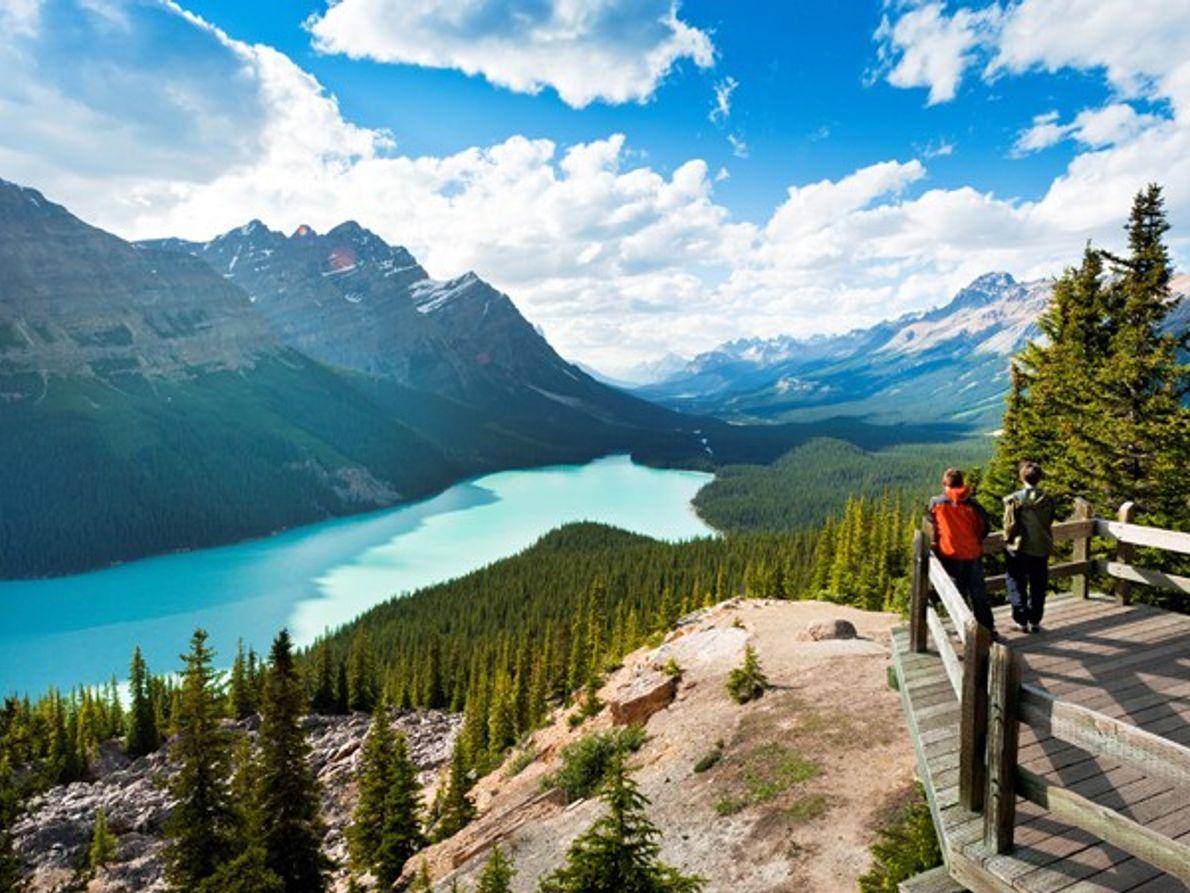 Canadá: Entrada a lo salvaje