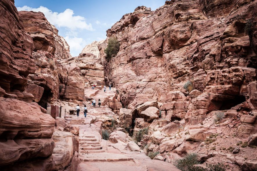 Puedes encontrar más soledad en el Sendero Jordano.