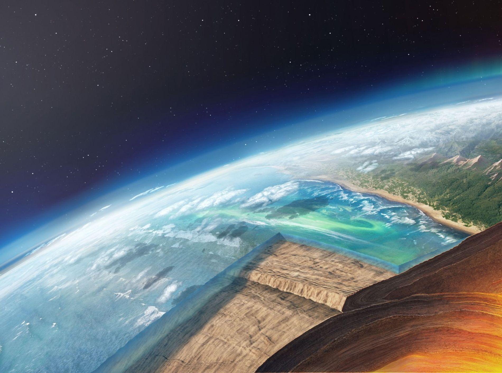 Placa oceánica
