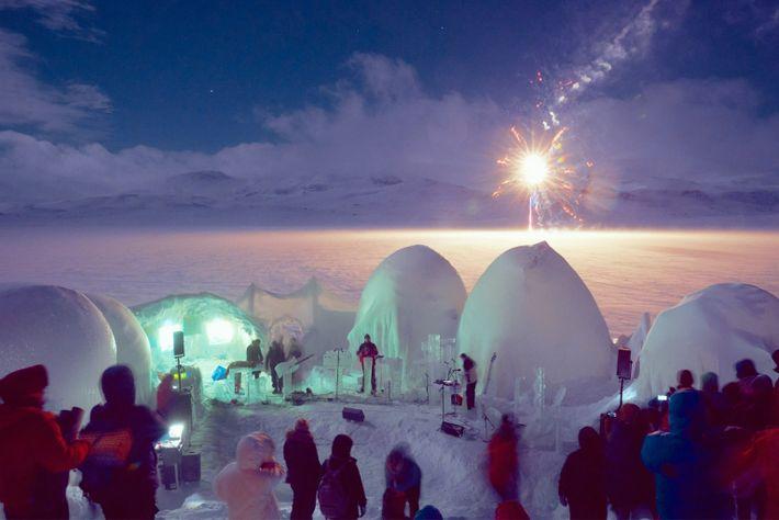 Festival de Música de Hielo de Noruega