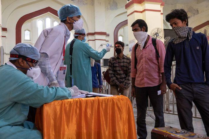Chequeo médico en Lucknow