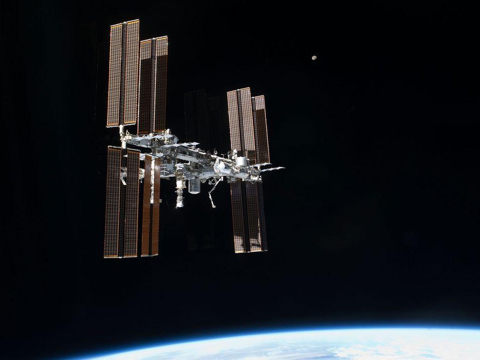 Las bacterias de la Estación Espacial son probablemente de gérmenes humanos, no de alienígenas