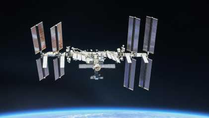 Los humanos llevan 20 años seguidos viviendo en el espacio