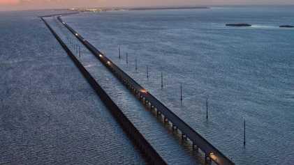Parte de la infraestructura de Internet podría estar bajo el agua en 15 años