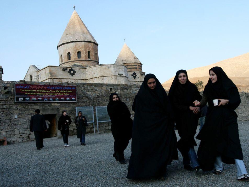 El patrimonio cultural de Irán