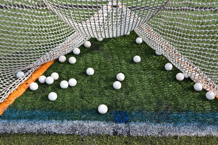 Bolas de lacrosse