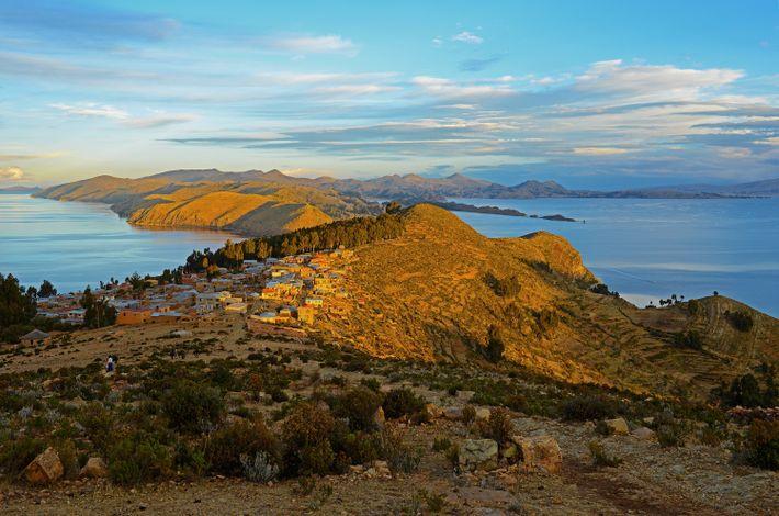 Isla del Sol, Bolivia