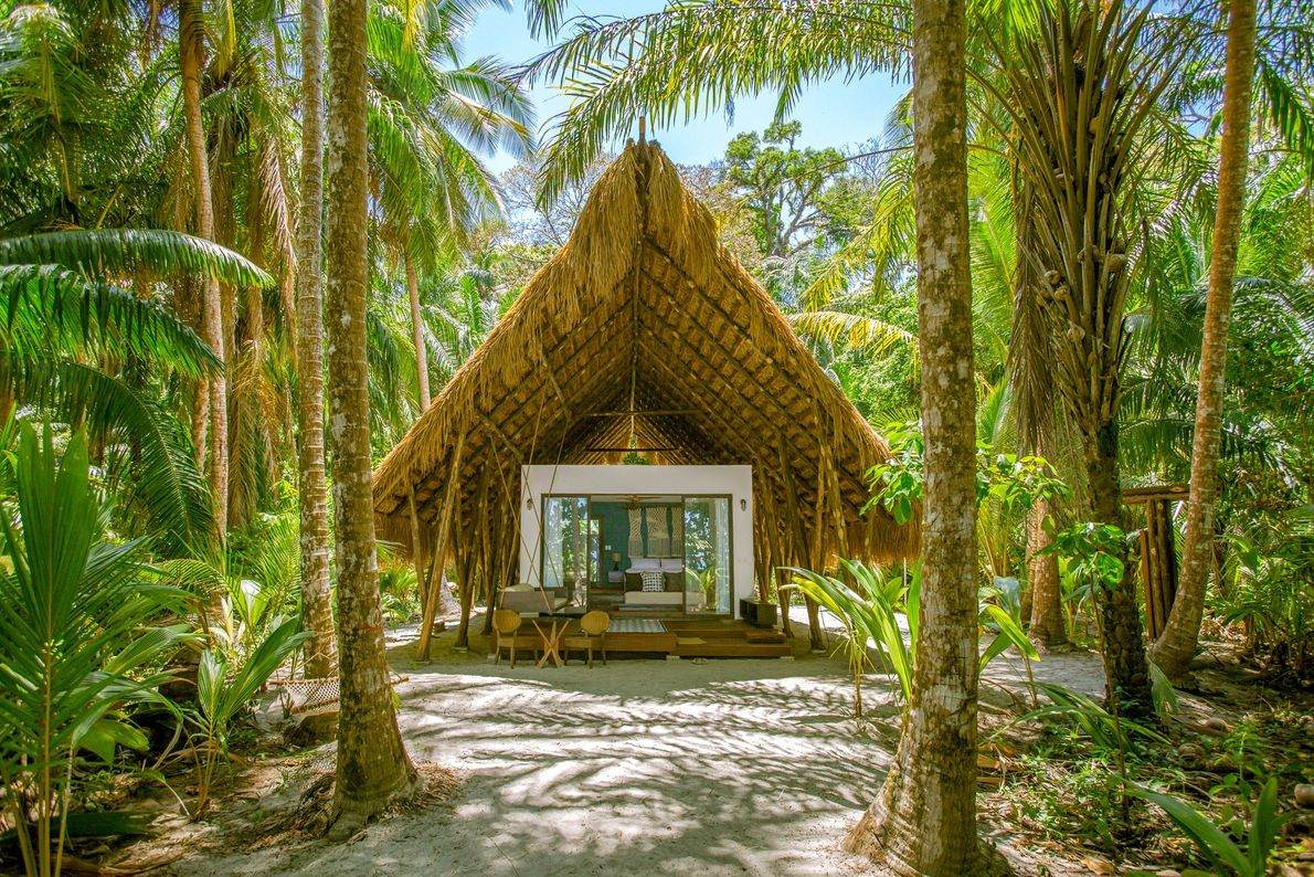 Isla Palenque, Panamá