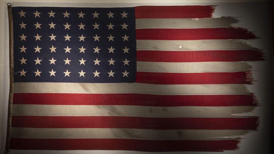 Bandera de Iwo Jima