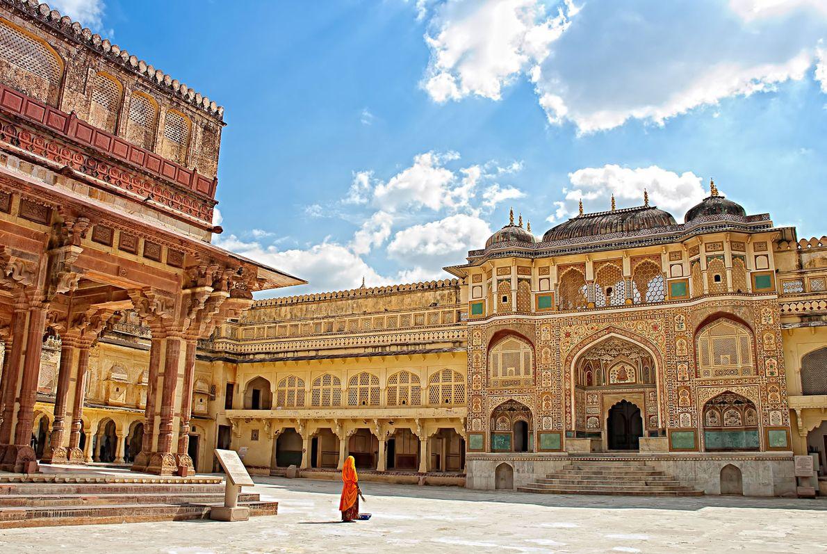 Jaipur, Rayastán, India