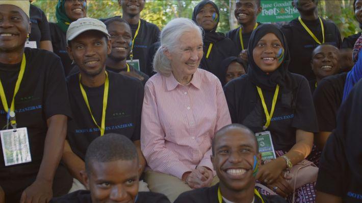 Jane Goodall La gran esperanza
